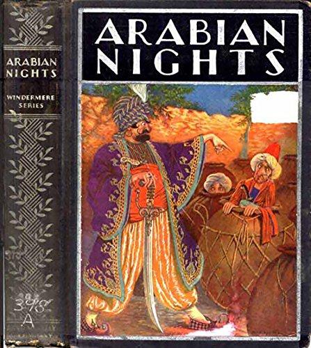 The Arabian Nights (Illustrated) (English Edition)