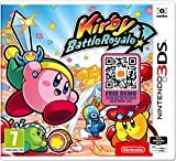 Kirby is about to enter a tournament against his toughest rival yethimself!  Kirby Battle Royale for Nintendo 3DS family systems offers a variety of ways to fight.  In Battle Arena mode, everyone battles until the last Kirby standing wins. In Ore Exp...