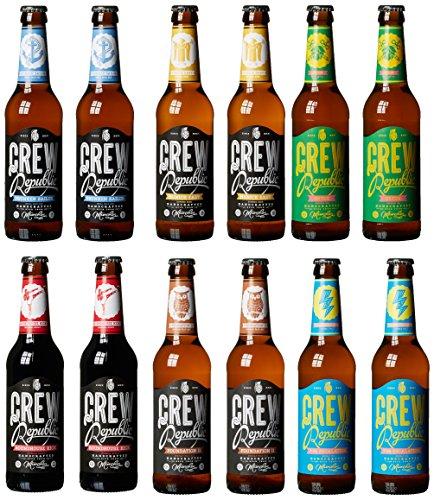 Craft Beer Paket Crew Republic (12 x 0.33)