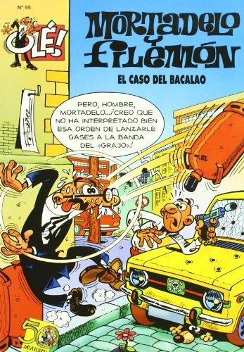El caso del bacalao (Olé! Mortadelo 95)