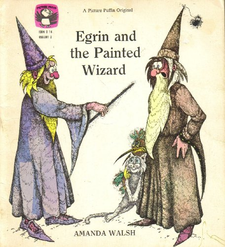 Egrin and the painted wizard