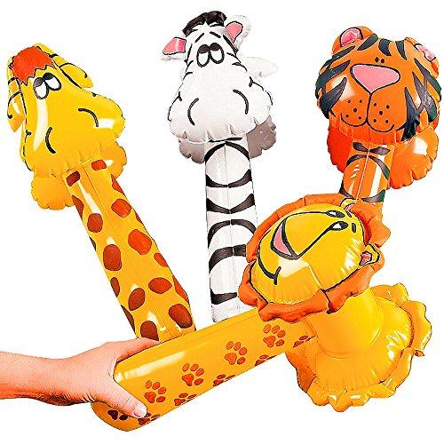 german-trendsellerr-marteau-de-safari-gonflable-party-animal-34-cm-lanniversaire-denfant-jeu-de-pisc