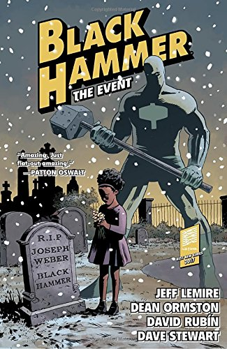 Black Hammer Vol. 2: The Event thumbnail
