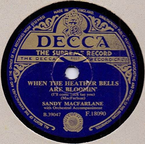 Bell Heather (Sandy MacFarlane: When The Heather Bells Are Blooming / McNab's A Jolly Sailor 78 (10
