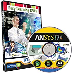 ANSYS Products 17.0 Video Tutorials Training DVD