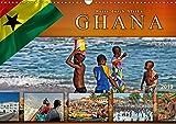 Reise durch Afrika - Ghana (Wandkalender 2019 DIN A3 quer): Ghana, faszinierender Staat im Westen Afrikas. (Monatskalender, 14 Seiten ) (CALVENDO Orte) -