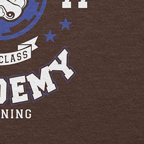 Texlab–Stormtrooper Academy–sacchetto di stoffa Marrone