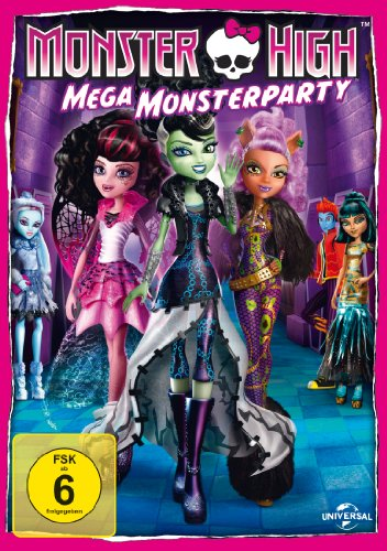 Monster Verkauf High (Monster High - Mega)