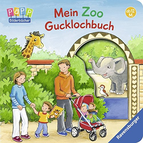 Mein Zoo Gucklochbuch