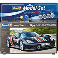 Revell Model Set - 67027 - Porche 918 Spider Weissach