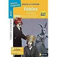 Fables (livres VII à IX) - BAC 2020 Parcours associés Imagination et pensée au XVIIè siècle – Carrés Classiques Œuvres…
