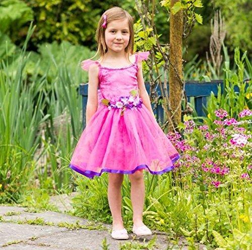 Amscan Kleid Up fwfc3Blume fairy-cerise Kleid bis, Mädchen, nicht massiv Farbe, 3–5Jahre