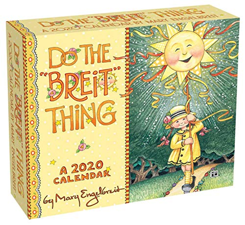 Mary Engelbreit 2020 Day-to-Day Calendar