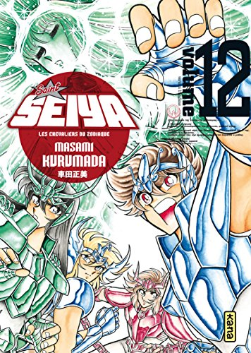Saint Seiya Deluxe Vol.12