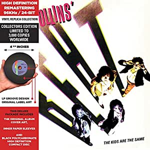 The Kids Are The Same - Cardboard Sleeve - High-Definition CD Deluxe Vinyl Replica