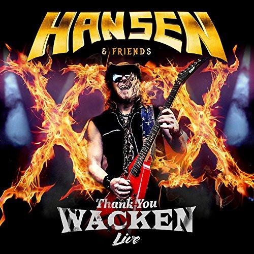 Kai Hansen - Thank you Wacken (+ CD) [Blu-ray]