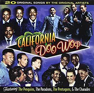 california doo wop various doo wop sound musik. Black Bedroom Furniture Sets. Home Design Ideas
