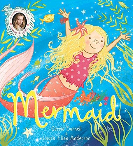 Mermaid by Cerrie Burnell (2-Apr-2015) Paperback