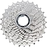 Shimano 105 5700 10 Speed Cassette - Silver, 12-25 Teeth