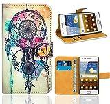 Samsung Galaxy S2 i9100 Handy Tasche, FoneExpert Wallet Case Flip Cover Hüllen Etui Ledertasche Lederhülle Premium Schutzhülle für Samsung Galaxy S2 i9100