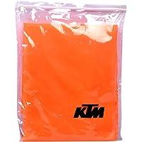 R.J.VON Bike Body Cover with Mirror Pockets Yellow for All KTM Bike