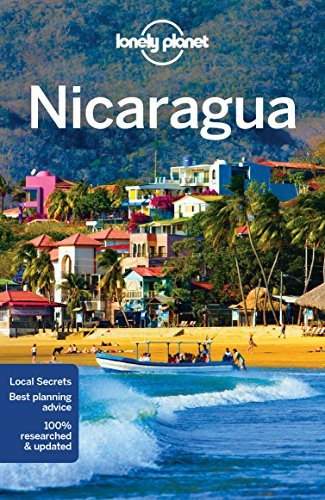 Portada del libro Lonely Planet Nicaragua (Travel Guide) by Lonely Planet (2016-10-18)