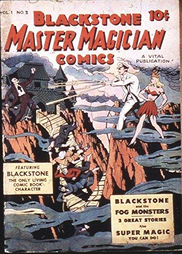 Blackstone Master Magician Comics v1 #3