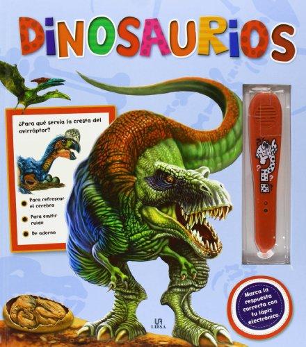 Dinosaurios (+ Lapíz Electrónico) (Mi Pequeño Doctor Genio) por Equipo Editorial