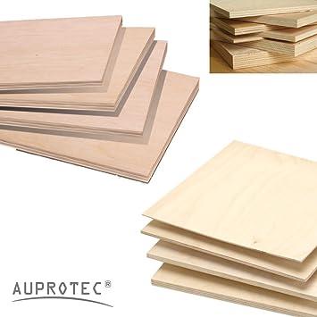 5mm Sperrholz-Platten Zuschnitt L/änge bis 150cm Birke Multiplex-Platten Zuschnitte Auswahl 70x90 cm