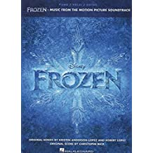 Frozen: Music From The Motion Picture Soundtrack: Songbook für Klavier, Gesang, Gitarre (Piano, Vocal, Guitar Songbook)