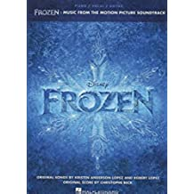 Frozen piano, voix, guitare (Pvg)