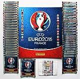 Panini EURO 2016 France - album vide + 50 sacs autocollants …