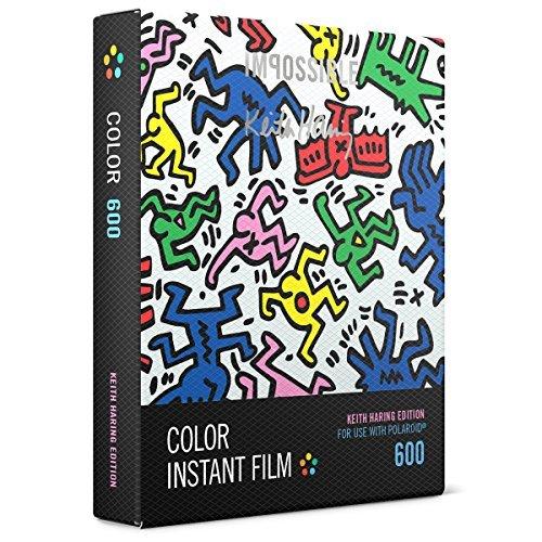 Galleria fotografica 'Impossible Color Film istantanea Keith Haring Edition per 600fotocamera 8Scatti