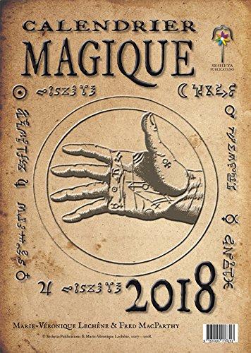 CALENDRIER MAGIQUE 2018