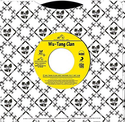 Wu Tang Clan Aint Nuthing To F' Wit / C.R.E.A.M. [VINYL]