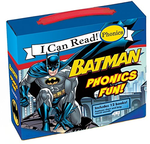 I Can Read! Phonics: Batman Phonics Fun (My First I Can Read)
