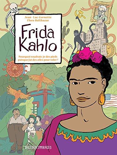 Frida Kahlo (French Edition) eBook: Jean-Luc Cornette, Flore ...