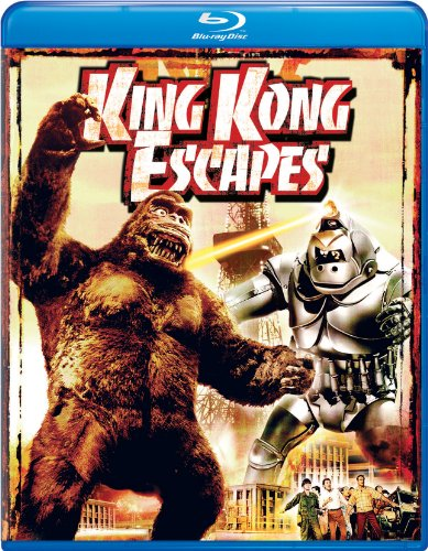King Kong Escapes [Blu-ray] [Import anglais]