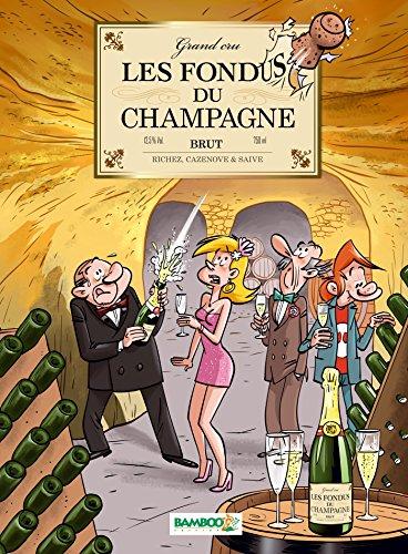 Les Fondus du vin : Champagne