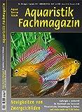 Aquaristik-Fachmagazin, Ausgabe Nr. 256 (Aug./Sept. 2017), Titelthema: NEUIGKEITEN VON ZWERGCICHLIDEN und viele weitere AquaTerra-Artikel