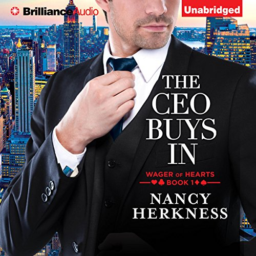 The CEO Buys In: Wager of Hearts, Book 1