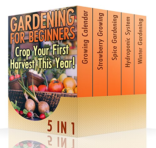 gardening-for-beginners-5-in-1-crop-your-first-harvest-this-year-gardening-indoors-gardening-vegetab