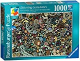 Ravensburger Perplexing Puzzles No.8 - Glittering Gemstones, 1000pc Jigsaw Puzzles