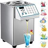 Automatische Fructose Dispenser Stroop Dispenser 8.5L Bubble Thee Fructose Kwantitatieve Machine Rvs Vat+Fructose Outlet 16 G