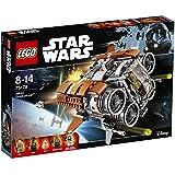 LEGO - 75178 -  Star Wars - Jeu de Construction - Le Quadjumper de Jakku