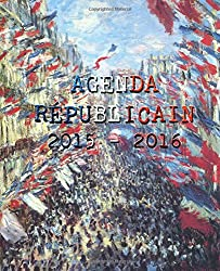 Agenda républicain 2015: semainier
