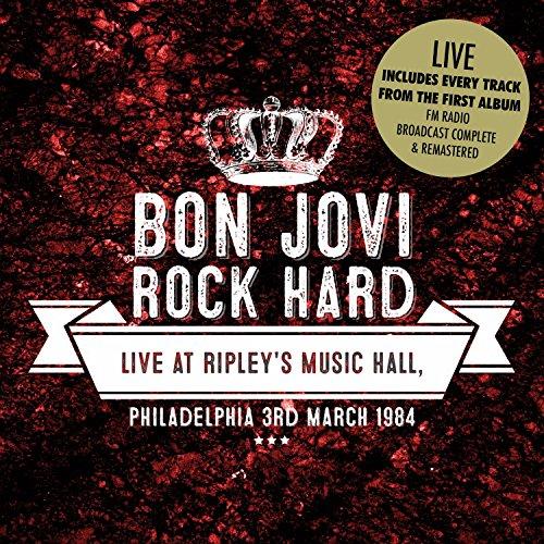 Rock Hard - Live at Ripleys, P...