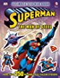 Superman the Man of Steel Ultimate Sticker Book (Ultimate Stickers)