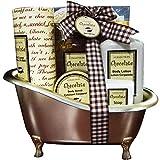Gloss! Bath - 6 Zimmer - Schokolade Geschenk-Box - Bade-Geschenk