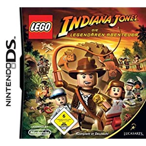 Lego Indiana Jones – Die legendären Abenteuer